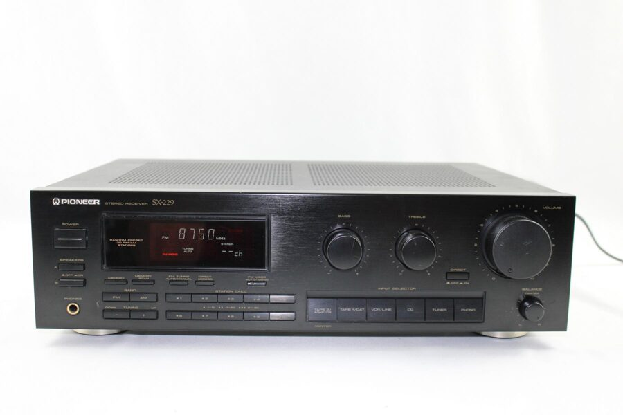 Pioneer Stereo Receiver SX-229